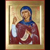 Великомученица Мари́на (Маргари́та) Антиохийская