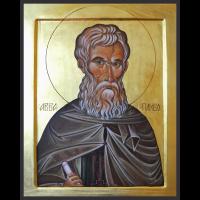 Преподобный Па́мва (Па́мво) Нитрийский, пустынник