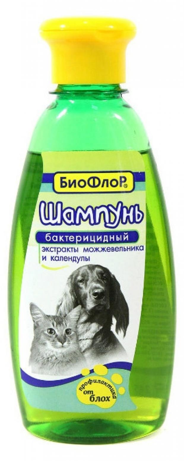 Шампунь для животных «БиоФлор» Календула бактерицидный, 245 мл