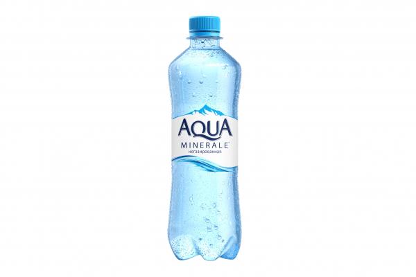 Aqua Minerale негаз.