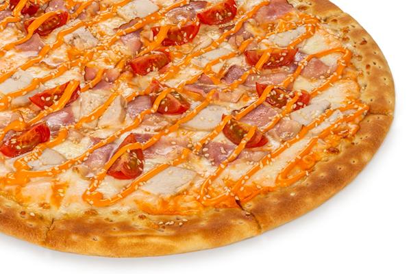 Бургер-пицца