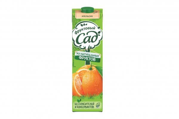 Сок апельсиновый 0.95