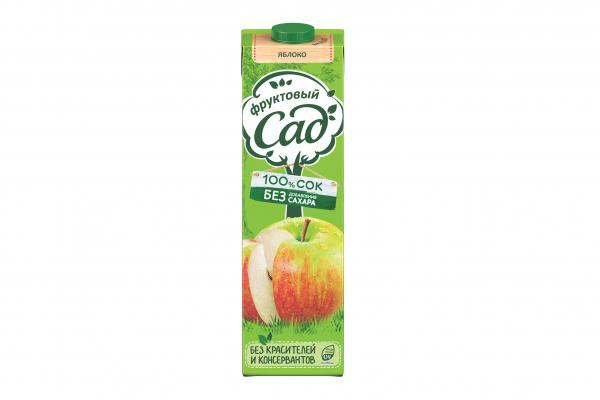 Сок яблочный 0.95
