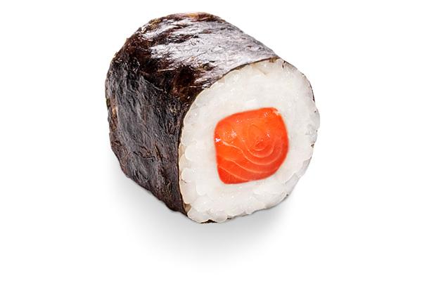 Классика с лососем