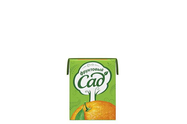 Сок апельсиновый 0.2