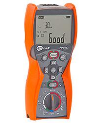 MPI-502 Измеритель параметров электробезопасности электроустановок