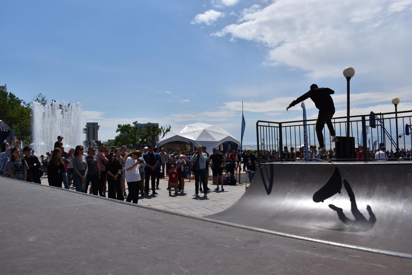 Фестиваль Genius Extreme стартовал во Владивостоке