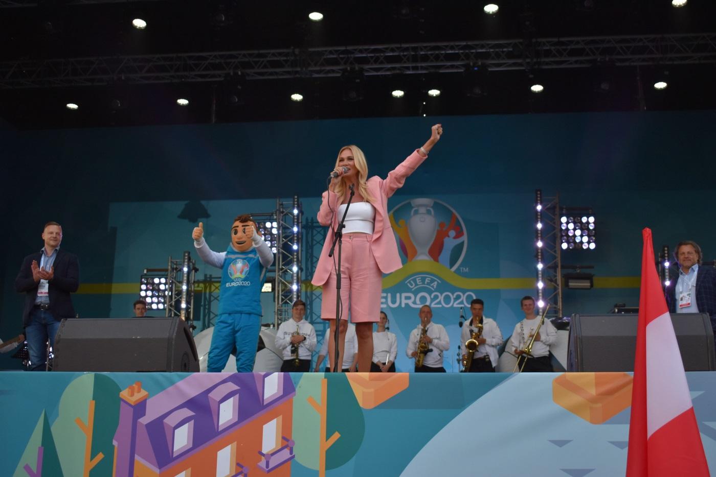 Почетные гости Евро-2020 в Санкт-Петербурге