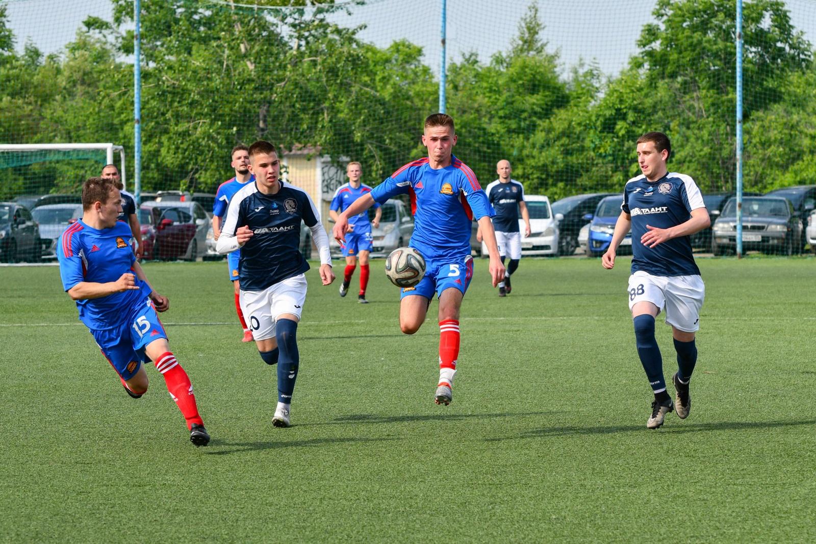 Футбол Владивостока