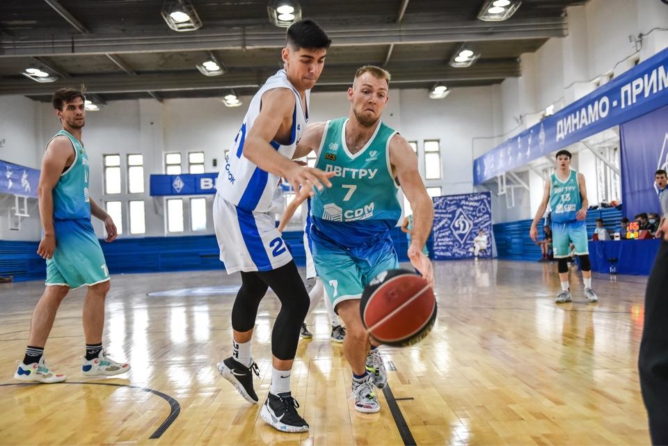 владивосток млбл баскетбол