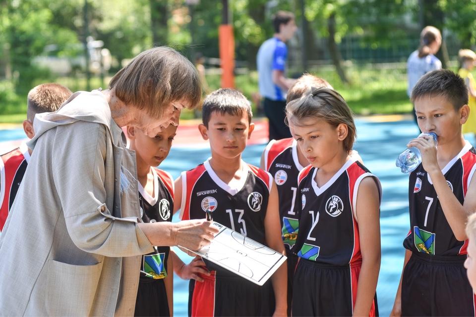 Владивосток баскетбол