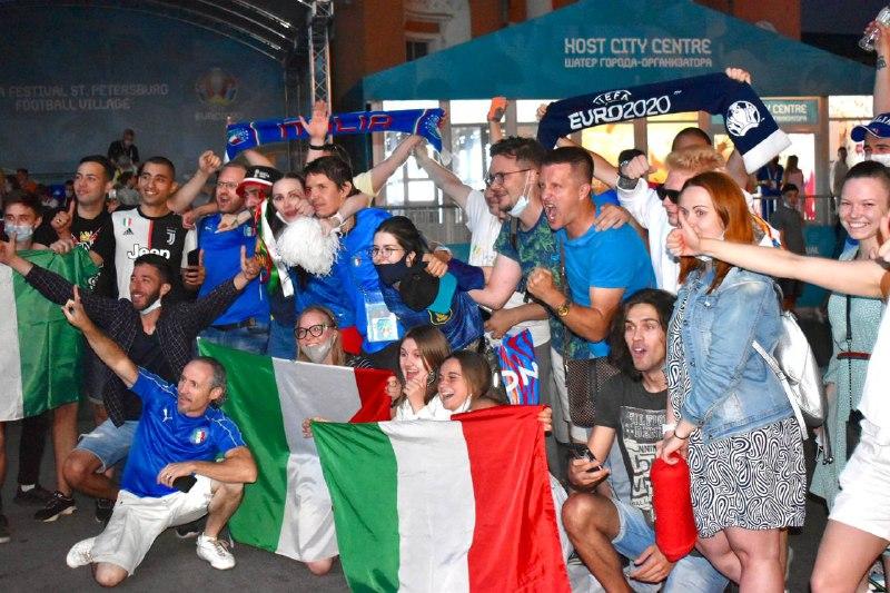 Чемпионат Европы по футболу. Евро-2020, Футбольная деревня в Санкт-Петербурге