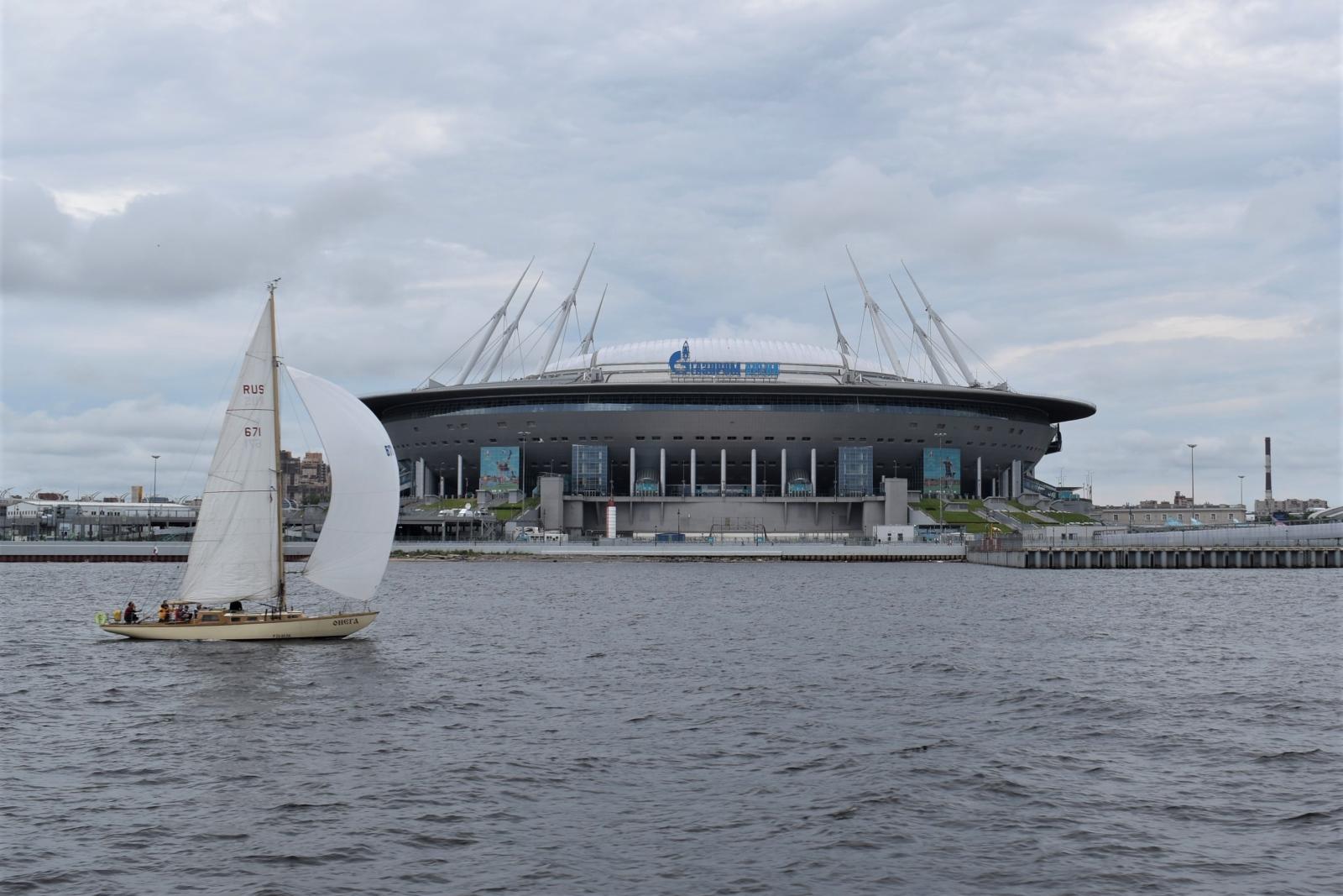 Евро 2020 в Санкт-Петербурге. Новости спорта.