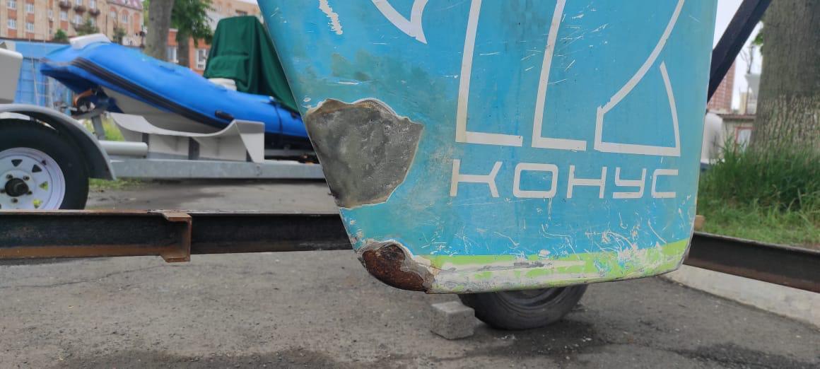 Парусная яхта сломалась. Новости парусного спорта.