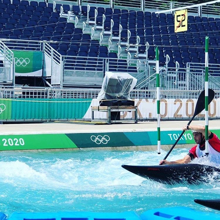 Гребной слалом. Токио. Новости олимпиады. Результаты Олимпиады