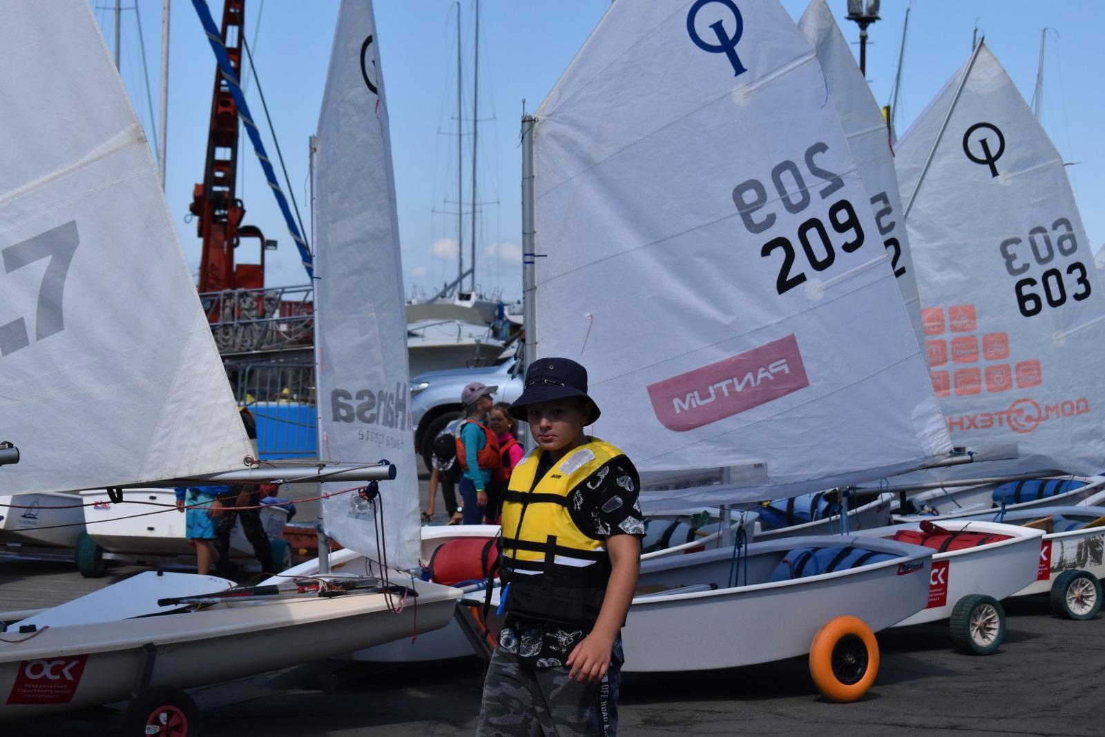 спорт25 парус яхта