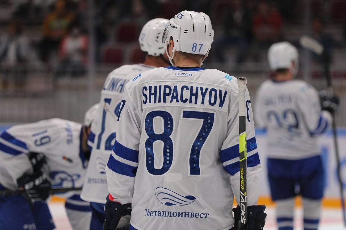 Адмирал Владивосток, Шипачёв, Вадим Шипачёв
