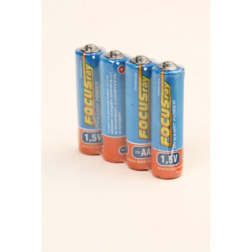 Элемент питания FOCUSray Dynamic Power R6 SR4, в упаковке 124 штук