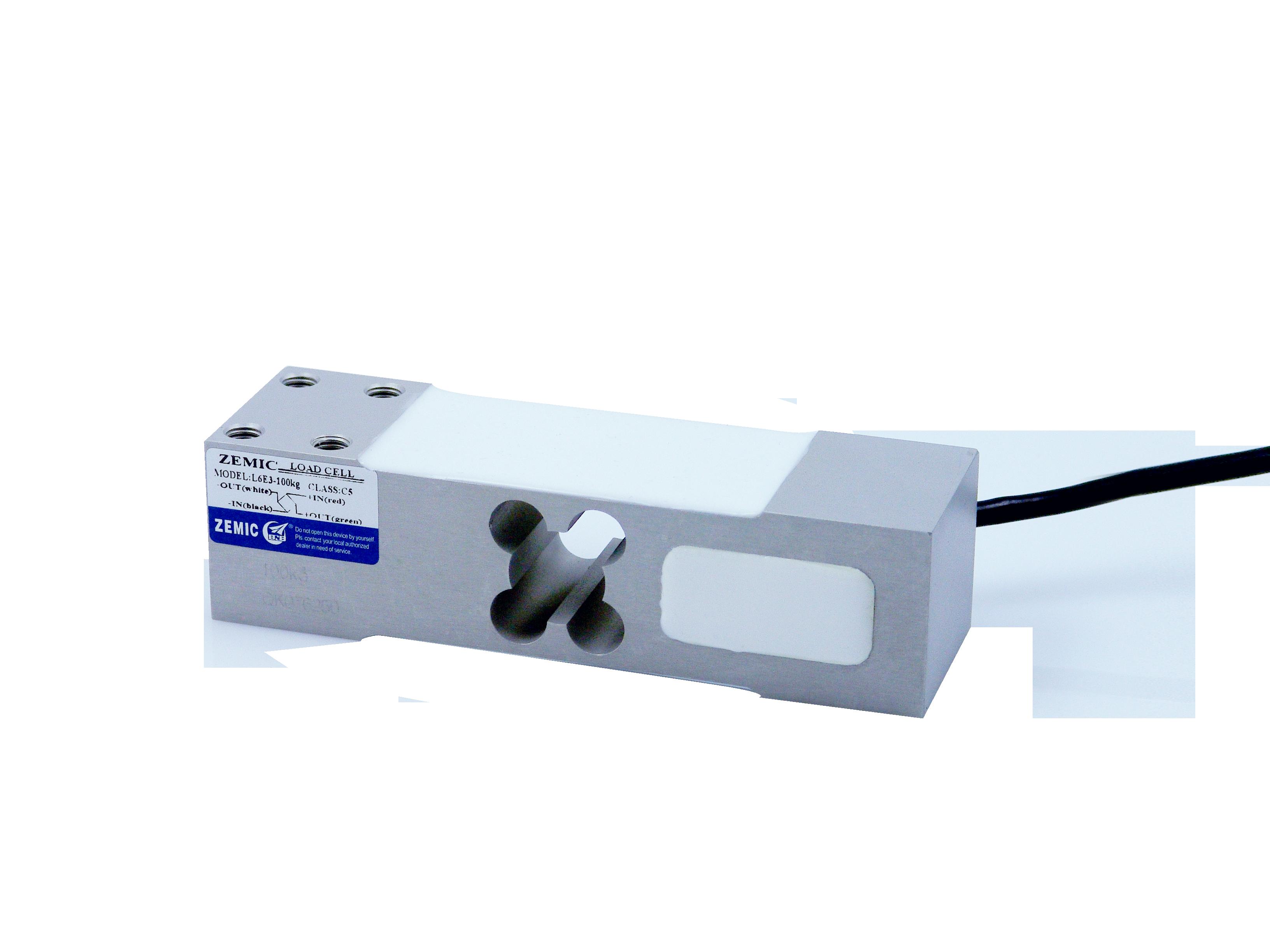 ZEMIC,Тензометрический датчик L6E3