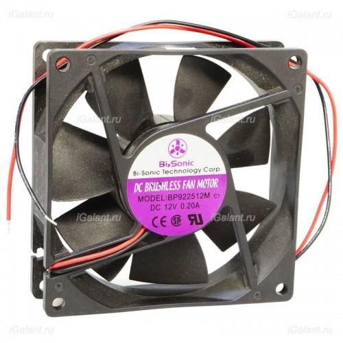 Вентилятор Bi-Sonic BP922512M-W