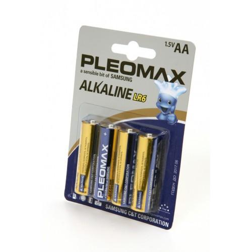 Элемент питания PLEOMAX samsung LR6-BL4