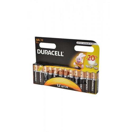 Элемент питания DURACELL LR6 BL12