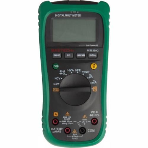 Mastech цифровой автоматический мультиметр с датчиком бесконтактного обнаружения AC MS8360G