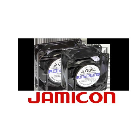 Вентиляторы JAMICON со склада в Москве