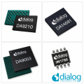 Микросхемы Dialog Semiconductor