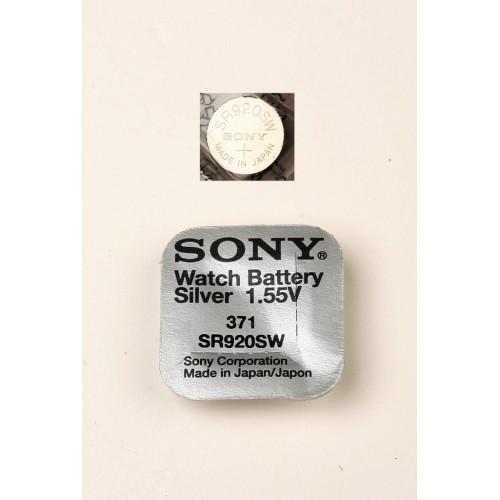 Элемент питания SONY SR920SW       371