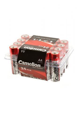 Camelion Plus Alkaline LR6-BP24 LR6 в пласт. боксе 24 шт, элемент питания, батарейка
