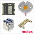 Разъёмы и соединители MOLEX