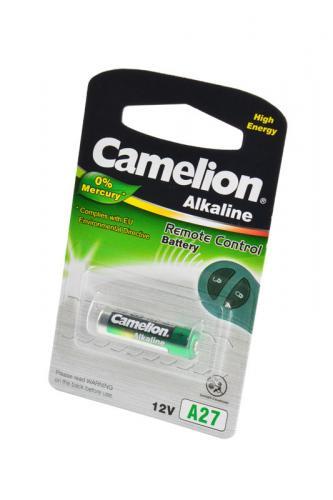Camelion A27-BP1 LR27A BL1, элемент питания, батарейка