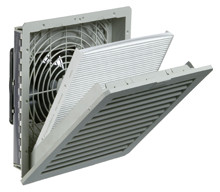 Вентилятор с фильтром PF 43.000 230В IP54 RAL7035