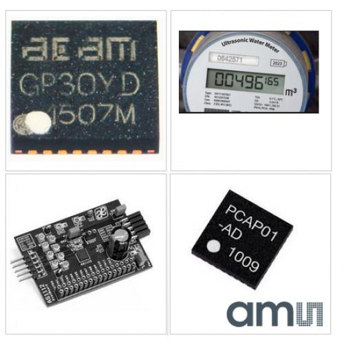 AS3636-ZWLT-500, ams AG