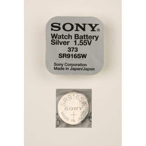 Элемент питания SONY SR916SW       373
