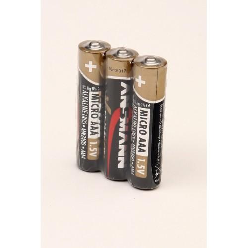 Элемент питания ANSMANN X-POWER 5015721 LR03 SR3, в упаковке 30 штук