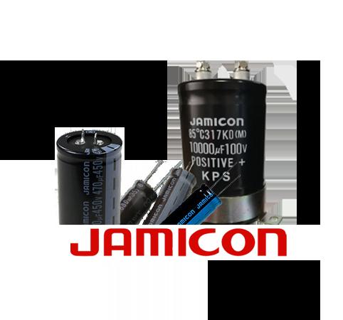 Конденсаторы Jamicon со склада по низкой цене