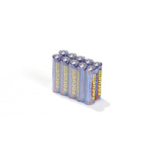 Элемент питания FOCUSray Super Alkaline 625884 LR03 SR10, в коробке 100 штук