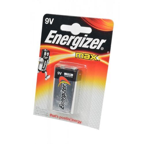 Элемент питания Energizer MAX 6LR61 BL1