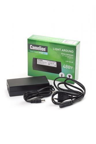 Блок питания для светодиодного освещения Camelion LDP-02-48 12V, IP23