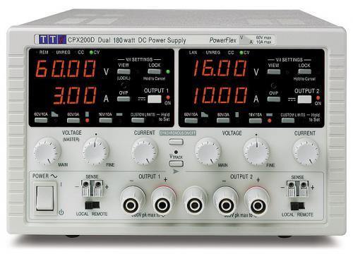 Электронная нагрузка LD400P