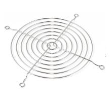 Решетка для вентилятора металлическая FG-04