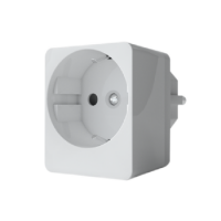 ZMNHYD4- Qubino Smart Plug 16A - управляемая Z-WAVE розетка