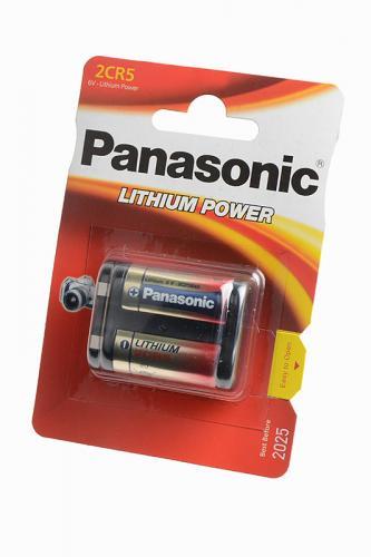 Panasonic Lithium Power 2CR-5L/1BP 2CR5 BL1