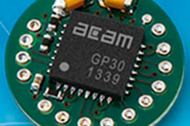 TDC-GP30 – система на кристалле на одной микросхеме для ультразвуковых расходомеров воды, тепла и газа