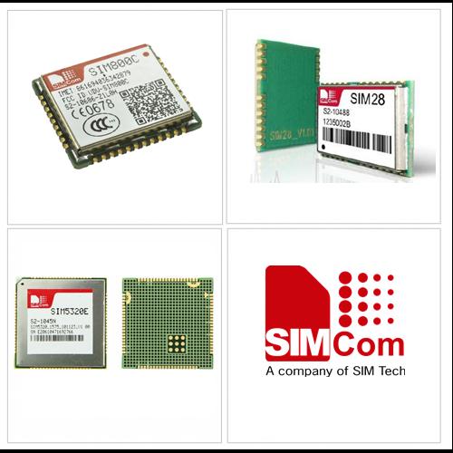 SIM5320A S2-104BW-Z0K1P
