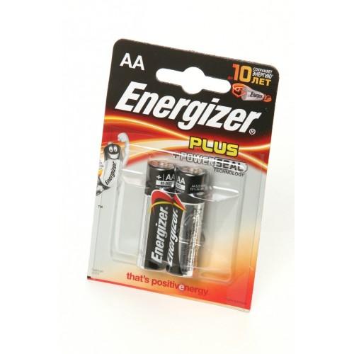 Элемент питания Energizer Plus+Power Seal LR6 BL2