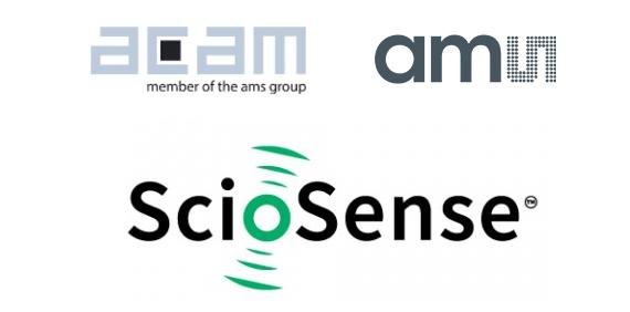 Acam (ScioSense\AMS)