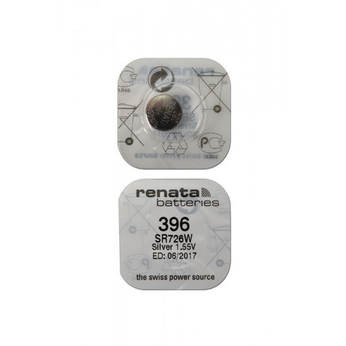 Элемент питания RENATA SR726W  396